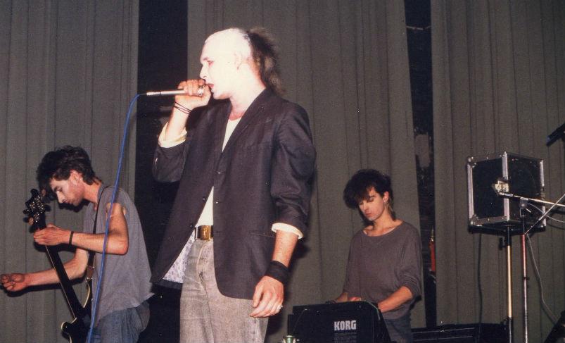 Treponem Pal/Live Pierrefitte 1988